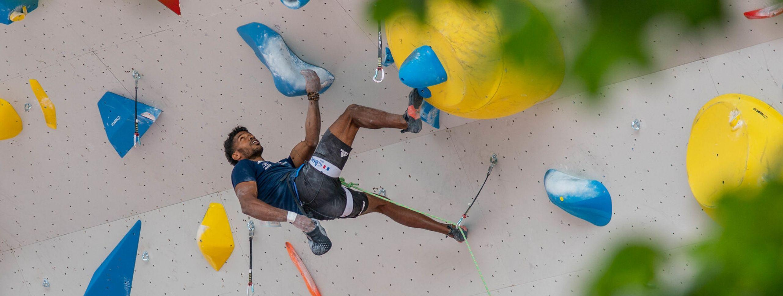 Athletes Head to France for the IFSC Combined Qualifiers