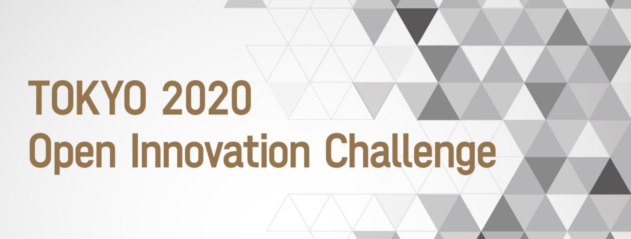 Take On the Tokyo 2020 Open Innovation Challenge