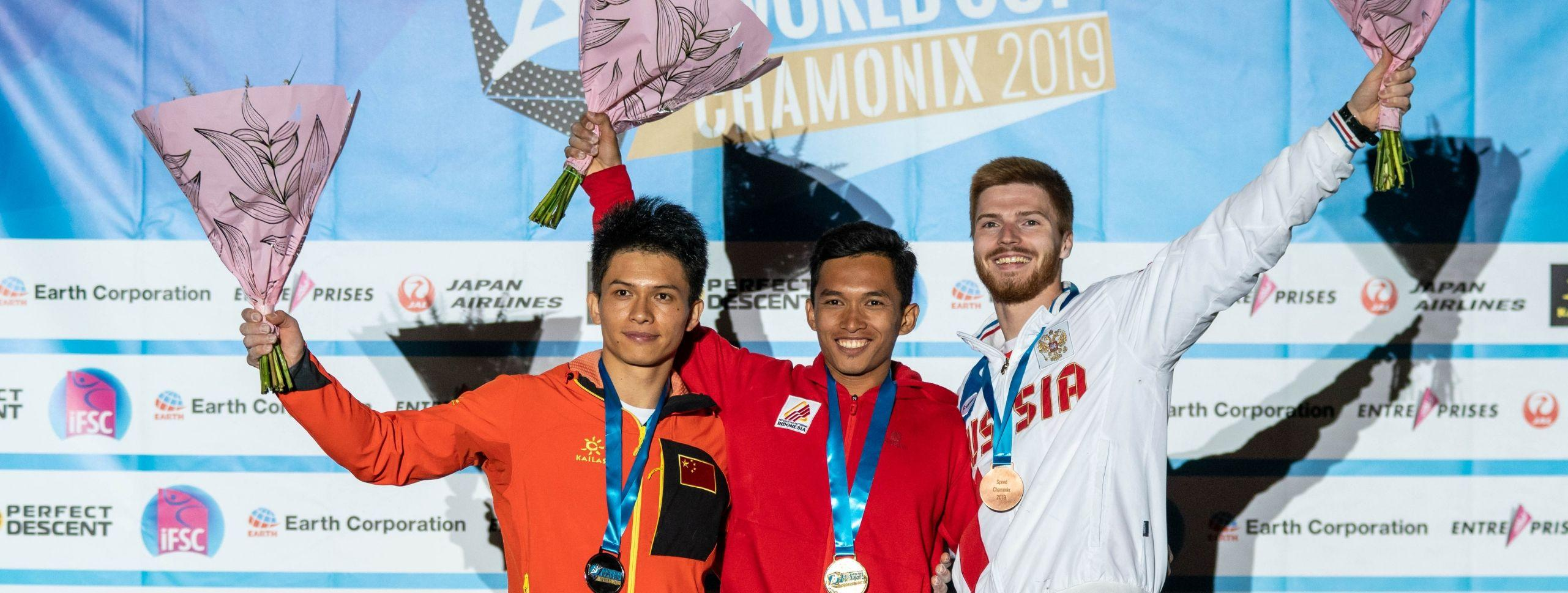 Another Gold for China and Indonesia