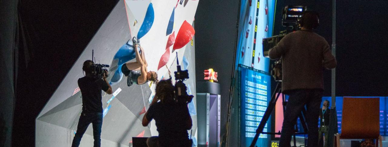 IFSC Climbing World Championships 2019 to Achieve Highest Broadcasting Reach to Date