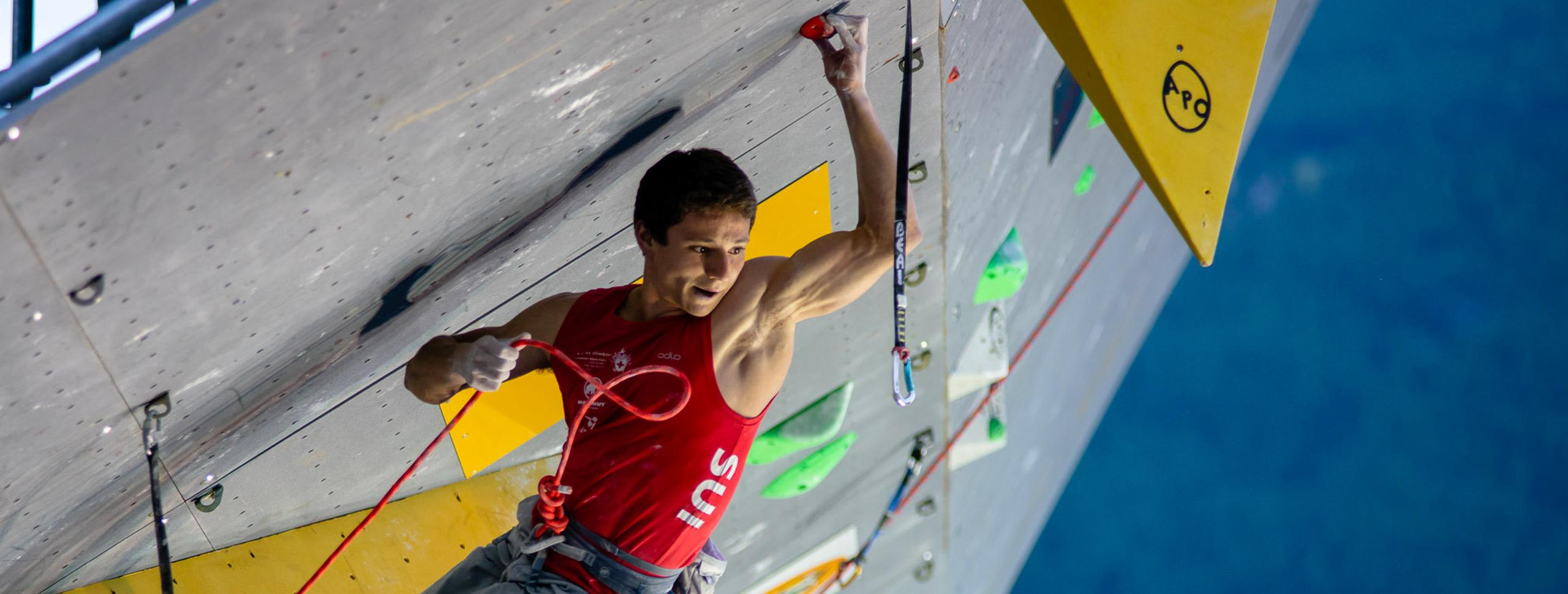IFSC World Cup Briançon to be Broadcast Internationally