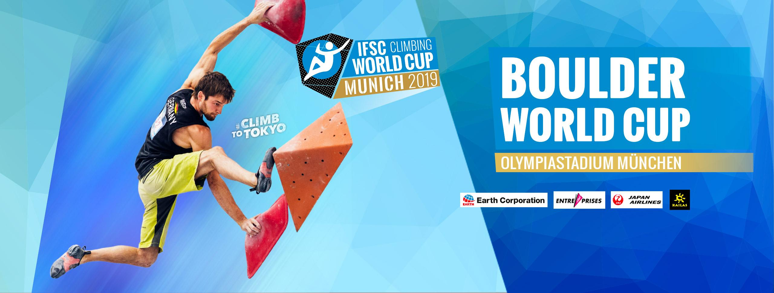 The Penultimate Bouldering World Cup of 2019