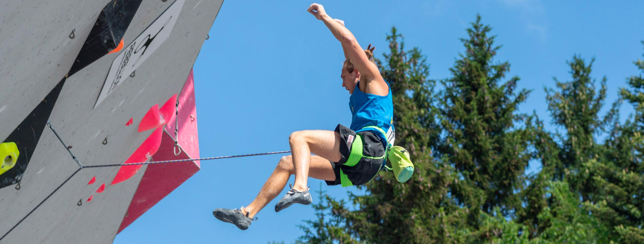 IFSC World Cup Villars to Gain an International Viewership