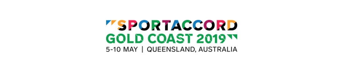 IFSC President Attends SportAccord 2019 in the Gold Coast of Australia